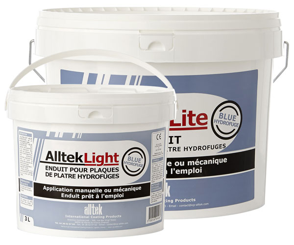 Alltek Light Blue Hydrofuge
