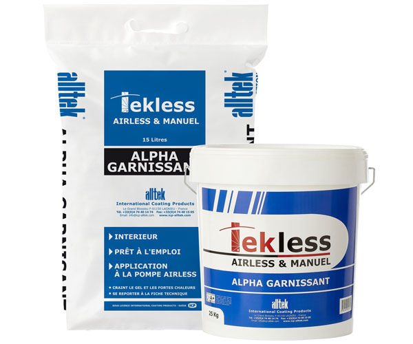 Tekless Alpha Garnissant